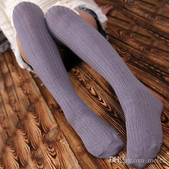884ca154e Fedex UPS Free girl Fashion Lace high Socks Knee Boots socking lady ...