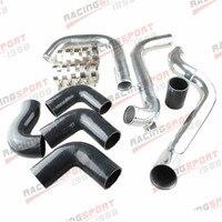 New Uprated FMIC Hard Pipework Kit For 1.9 TDi 8v ARL PD150 Golf MK4 / Bora