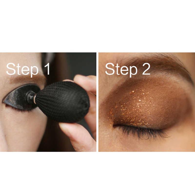Tembel Göz Farı Aplikatör Kesim Kırışık Kozmetik Makyaj Popüler Silikon Göz Farı Damga Moda Aplikatör Kadınlar Favori TSLM1