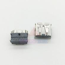 オリジナル hdmi ポートソケットインタフェースコネクタプレイステーション 3 PS3 スリム CECH 3XX 3000 hdmi ポート