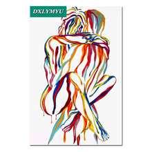 diy diamond mosaic pattern 5d painting cross stitch fashion sexy woman full square embroidery colorful people