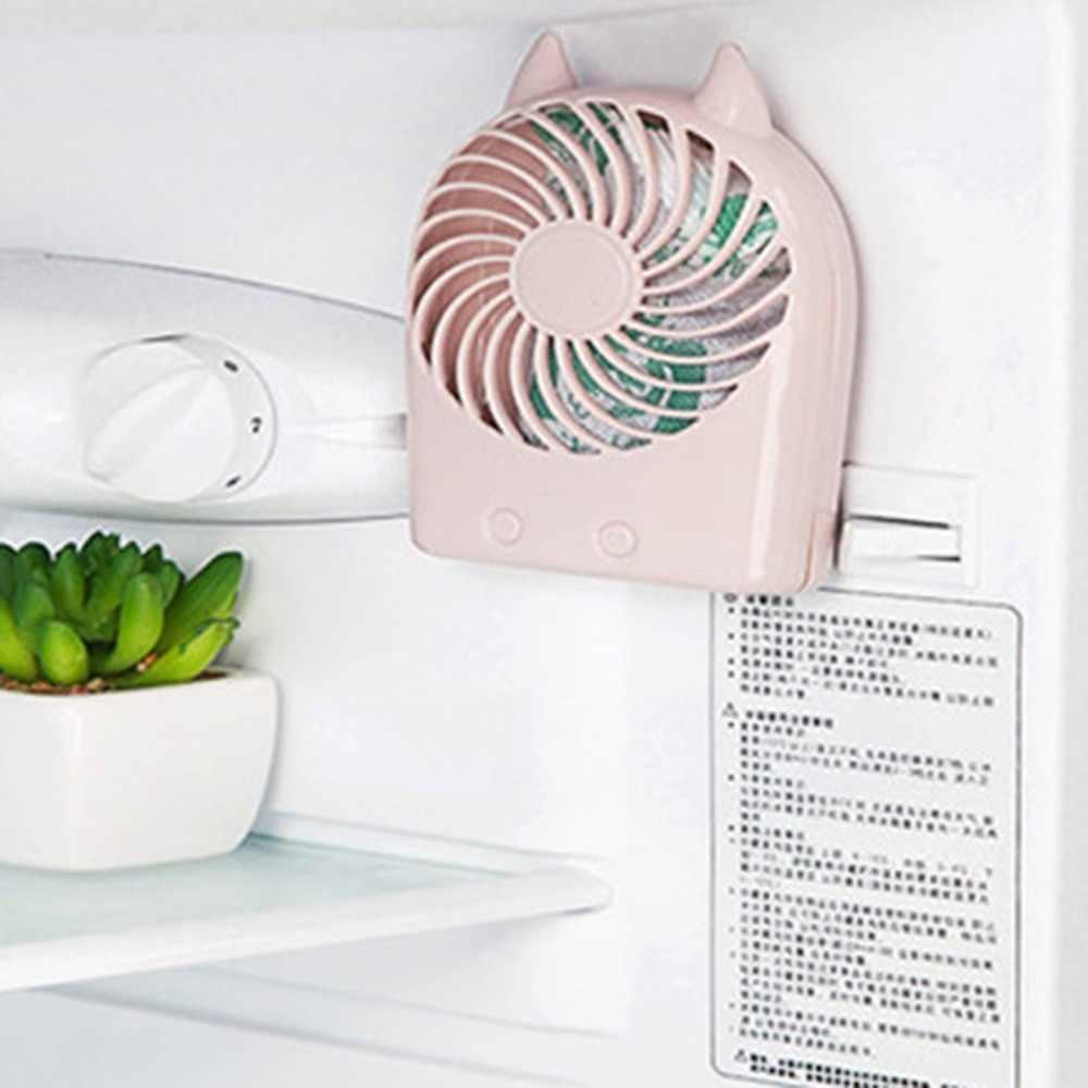 Hoạt Hình Tủ Lạnh Không Khí Tươi Hộp Máy Lọc Than Khử Mùi Hút Lọc Loại Bỏ Mùi Hôi Mùi Than Hoạt Tính