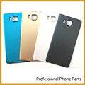 Новый Оригинальный Задняя Крышка Батареи Для Samsung Galaxy Alpha G850 G850F Корпус Back Door Чехол Мобильный Телефон Частей + ЛОГОТИП