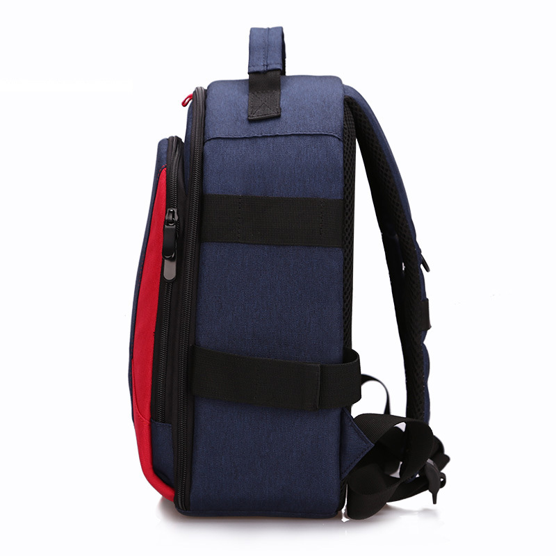 Consumer Electronics New Dslr Camera Bag Outdoor Wear-resisting Video Backpack Water-resistant Multi-functional Breathable Photograph Camera Bags Digital Gear Bags