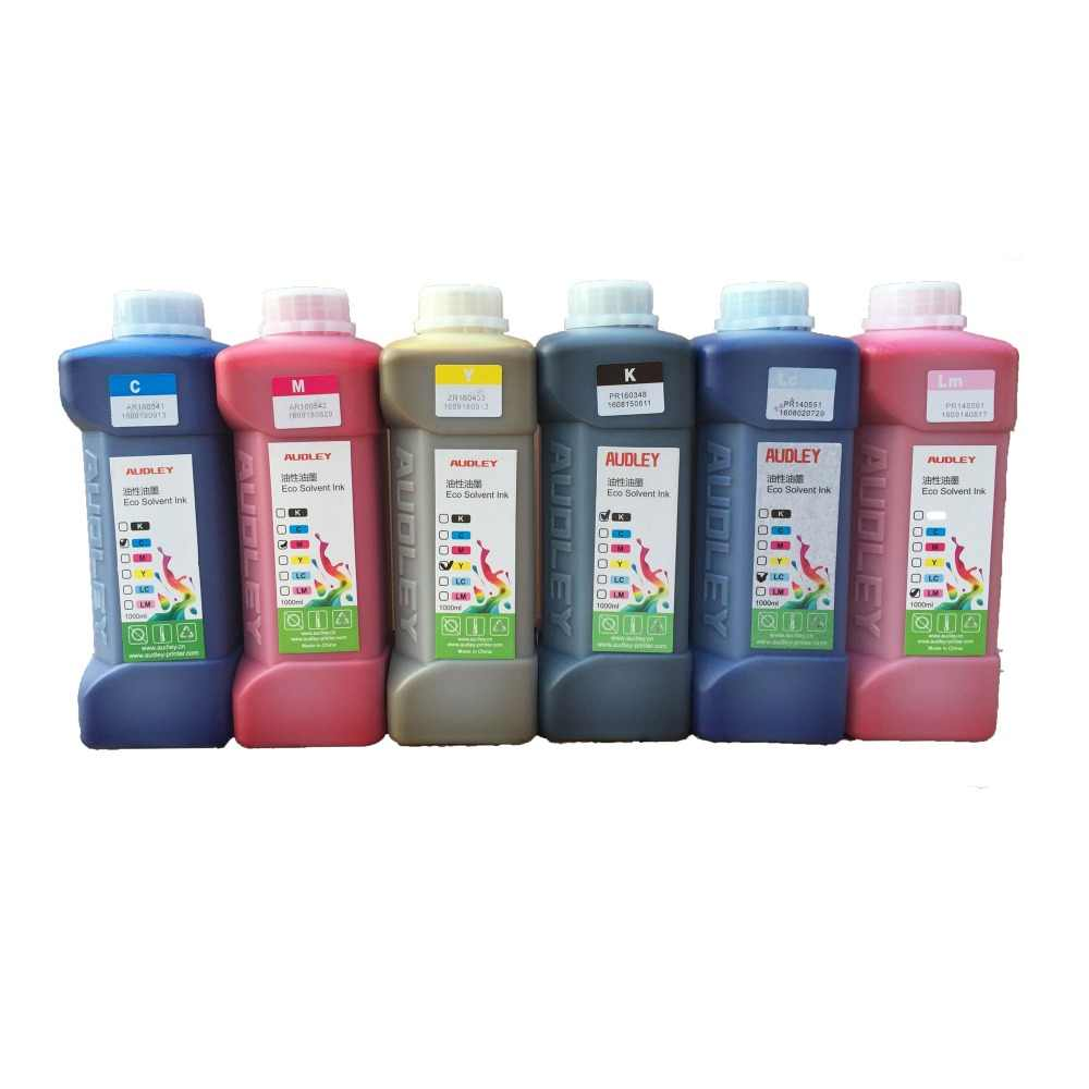 eco solvent inks for inkjet printer eco solvent printer consumable