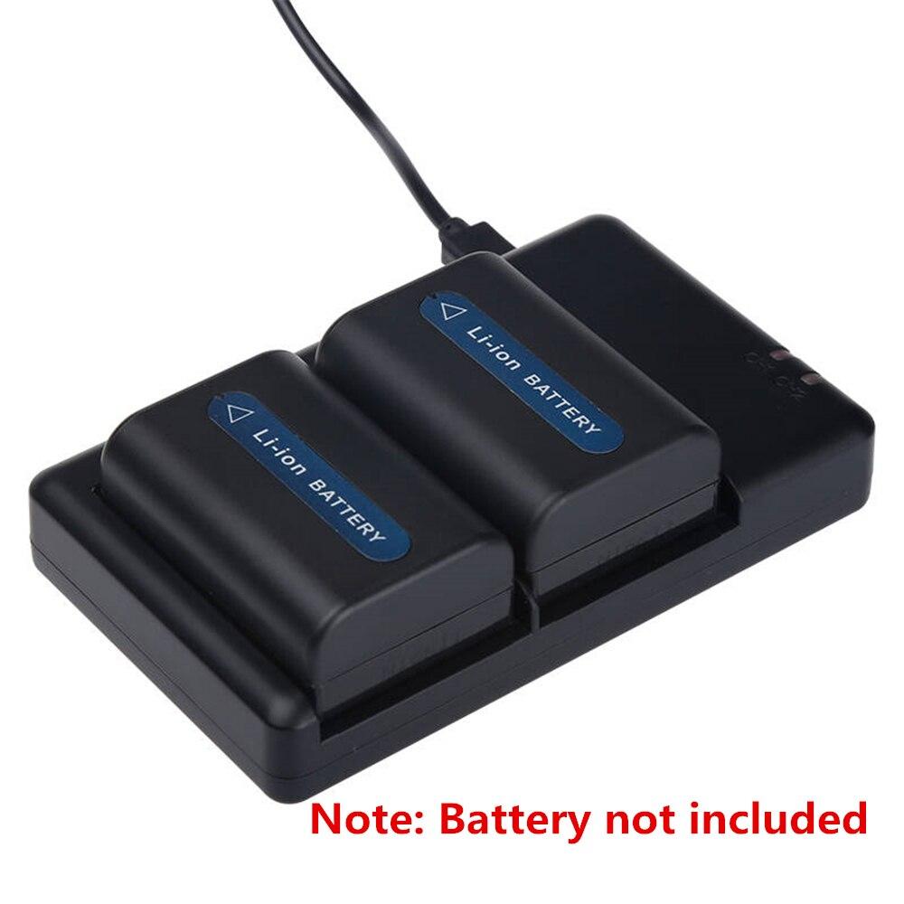 Batería 2x para Sony np-fm30 fm50 qm51 fm55 fm55h qm71