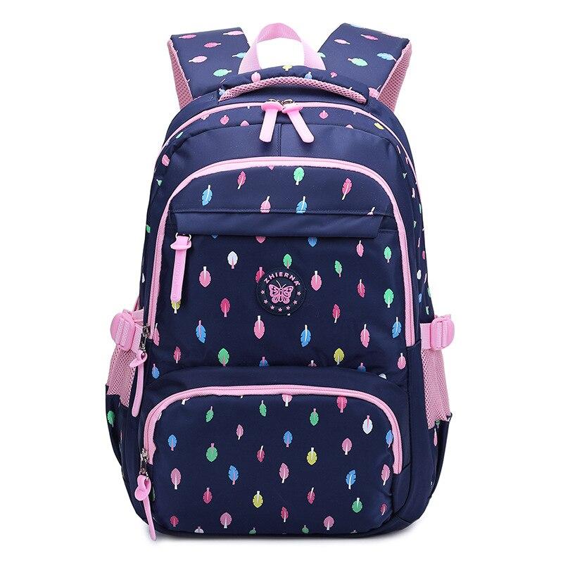 Оксфорд сумка для ноутбука для девочек школьная сумка Детский рюкзак старший школьный рюкзак подросток школьные сумки молния рюкзаки