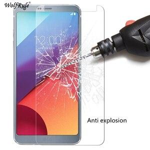 Image 1 - Bộ 2 Miếng Dán Bảo Vệ Màn Hình Sfor LG G6 Điện Thoại Kính Kính Cường Lực Dành Cho LG G6 LGG6 Tấm Bảo Vệ Màn Hình G 6 H870 h873 Chống Trầy Xước Điện Ảnh