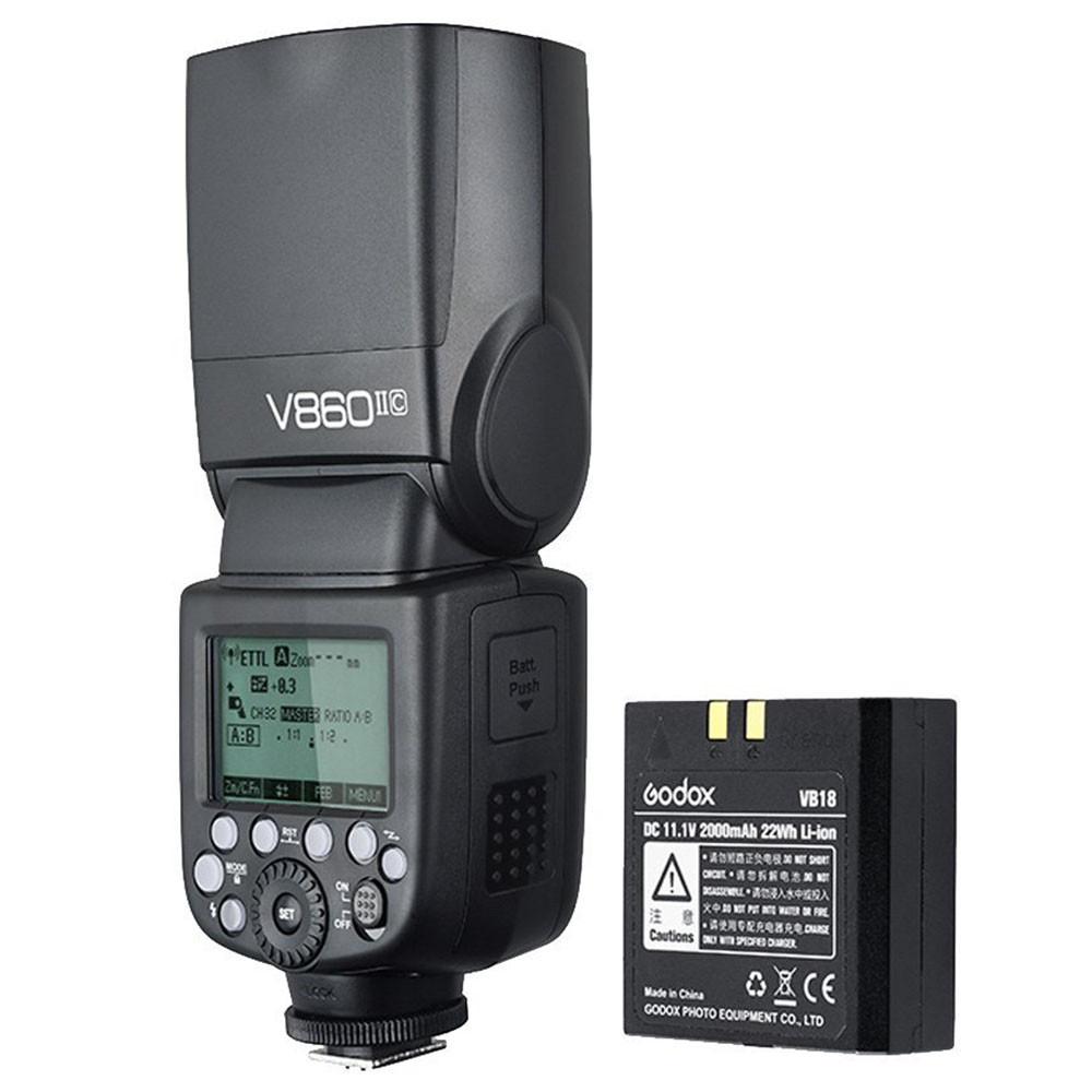 Newest-Godox-Ving-V860II-V860II-C-N-S-E-TTL-HSS-1-8000-Li-ion-Battery