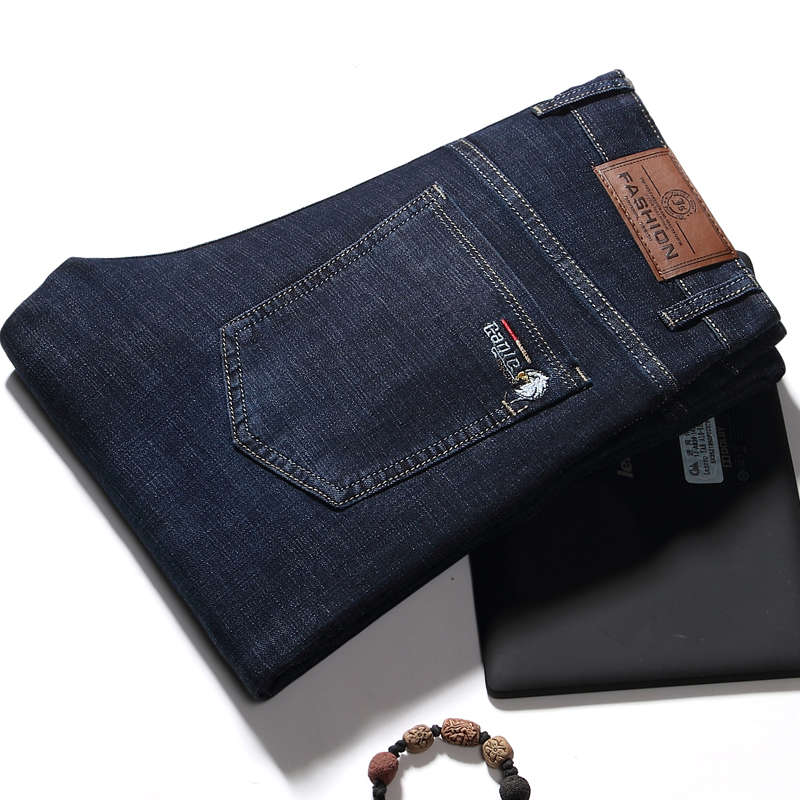 Skinny Jeans Men Winter Autumn Stretch Denim Jeans Man Elastic Casual Slim Jean Pants Male Quality Jeans