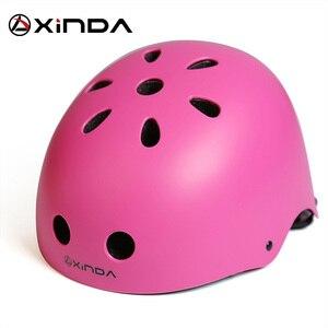 Image 3 - Xinda casco professionale da esterno protezione di sicurezza casco da campeggio esterno ed escursionismo casco da equitazione equipaggiamento protettivo per bambini