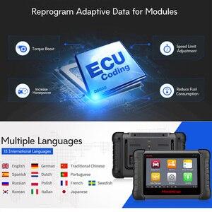 Image 5 - Autel MAXIDAS DS808 OBDII Automotive Scanner OBD2 diagnose werkzeug für ECU informationen schlüssel codierung code reader PK Maxisys MS906