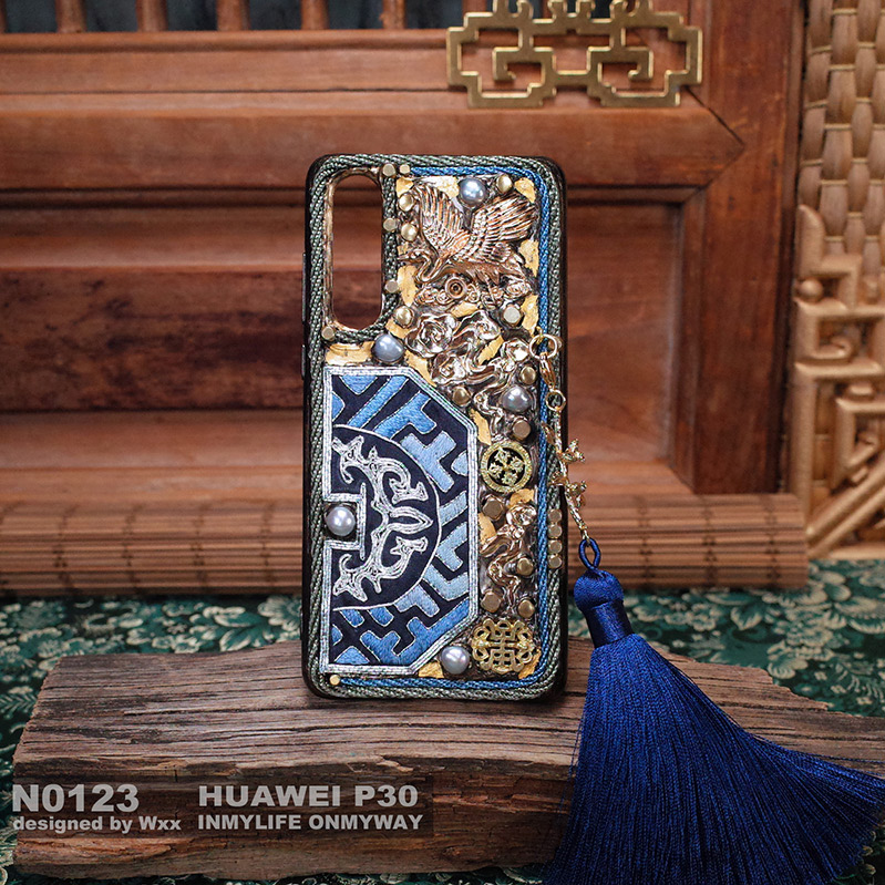 Compatible for Huawei Model Series Chinese Wind Embroidery Following Mate20p10pro2030x9RS78Plus Mobile PhonesCompatible for Huawei Model Series Chinese Wind Embroidery Following Mate20p10pro2030x9RS78Plus Mobile Phones
