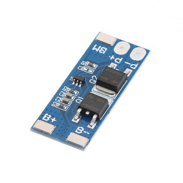 2s 8a Li-ion 7.4v 8.4v 18650 Bms Pcm 15a Peak Current Battery Protection Board Bms Pcm For Li-ion Lipo Battery Cell Pack Max 15a 4
