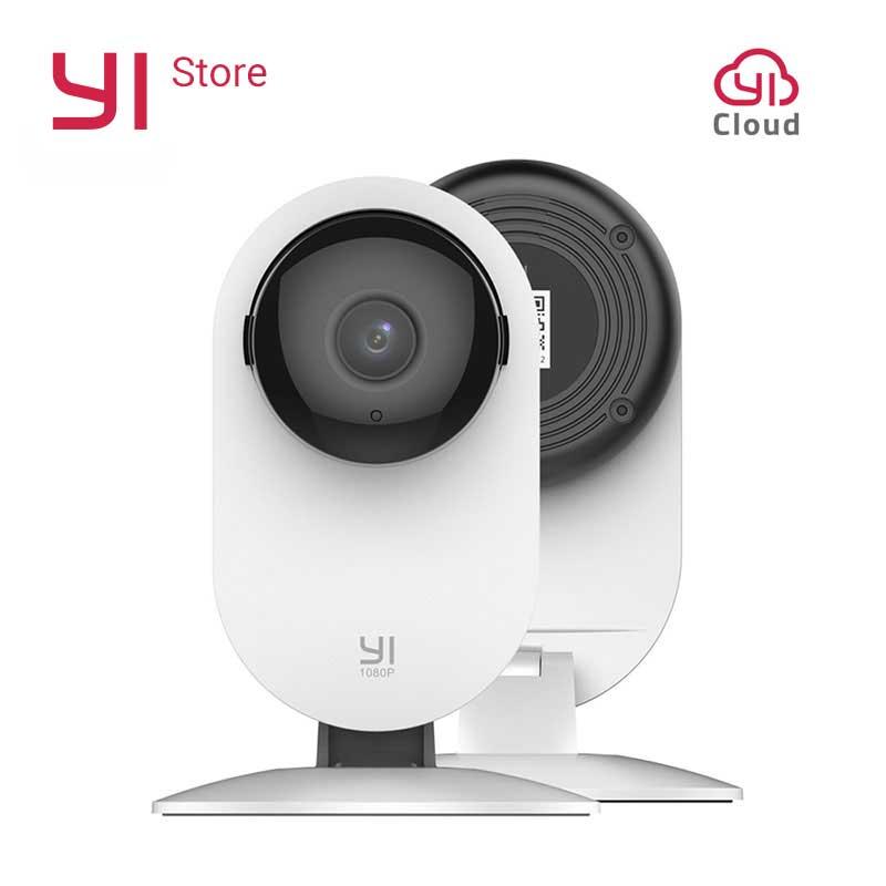 YI 1080p Cámara doméstica inalámbrica IP sistema de vigilancia de seguridad (edición US/EU)