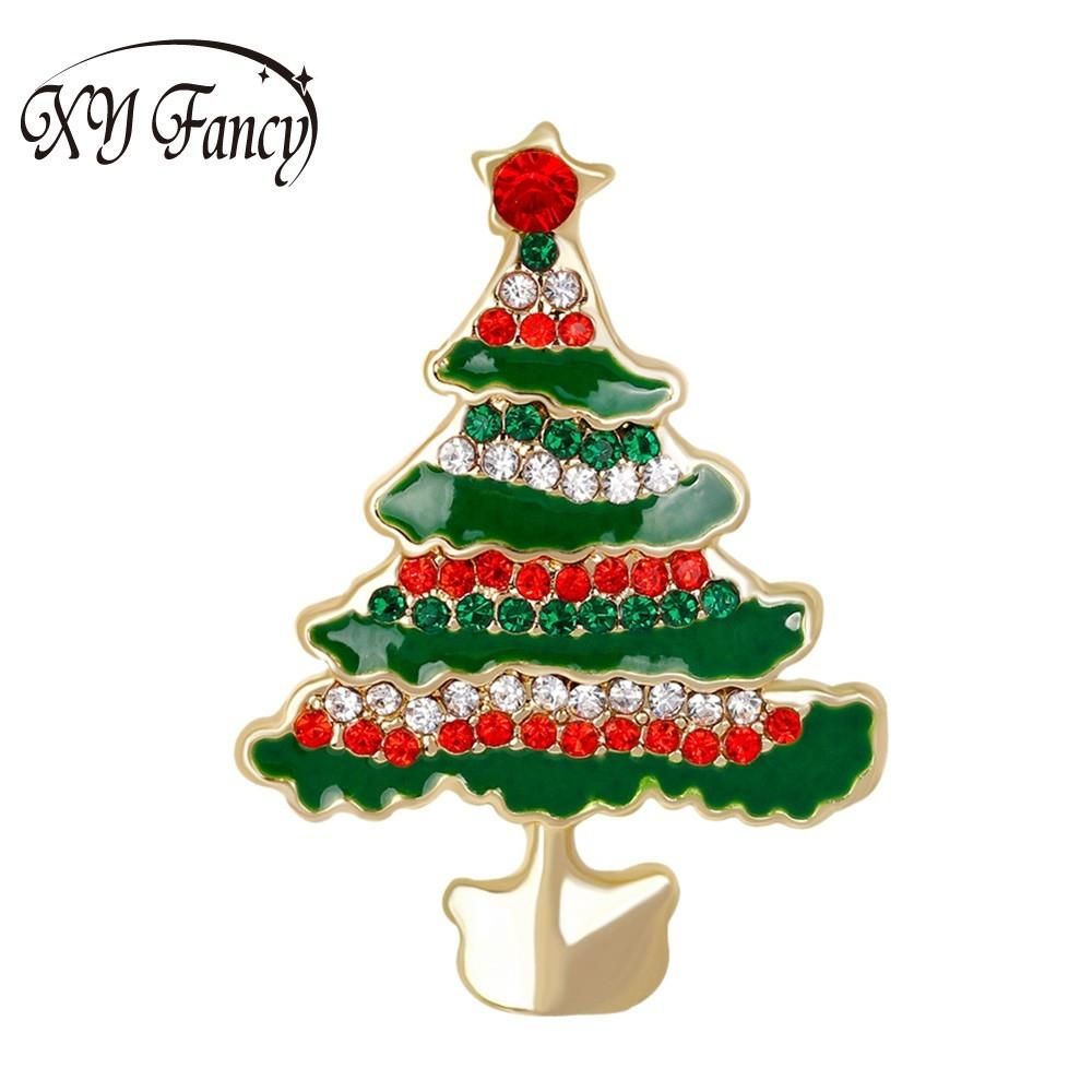 XY Fancy 2017 Hot Sale Vintage Multi Colored Christmas Tree ...