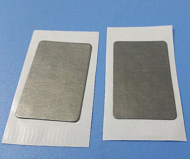 100pcs/lot NFC s50 anti-metal tag mobile payment tag Mobile IC anti-metal tag nfc rfid label