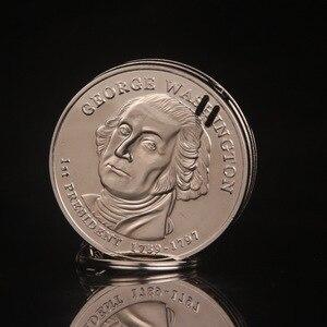 Image 3 - Creatieve Compact Butaan Aansteker Gasaansteker Opgeblazen Gas Jet Hanger Coin Bar Een Dollar Metalen Gift Sleutelhanger Sleutelhanger