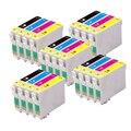 20 kompatibel epson t1285 ink cartridge für stylus office bx305f bx305fw bx305puls drucker 128xl