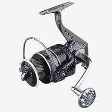 High Speed Spinning Fishing Reel  Fresh Water  Saltwater  Front Drag Carp Fishing Reel Lure Wheel Outdoor Leisure Equipment daiwa crest 2500a 3000a spinning fishing reel 4bb 5 3 1 max drag 4kg saltwater bass carp feeder front drag wheel moulinet peche