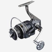 High Speed Spinning Fishing Reel  Fresh Water  Saltwater  Front Drag Carp Fishing Reel Lure Wheel Outdoor Leisure Equipment цена