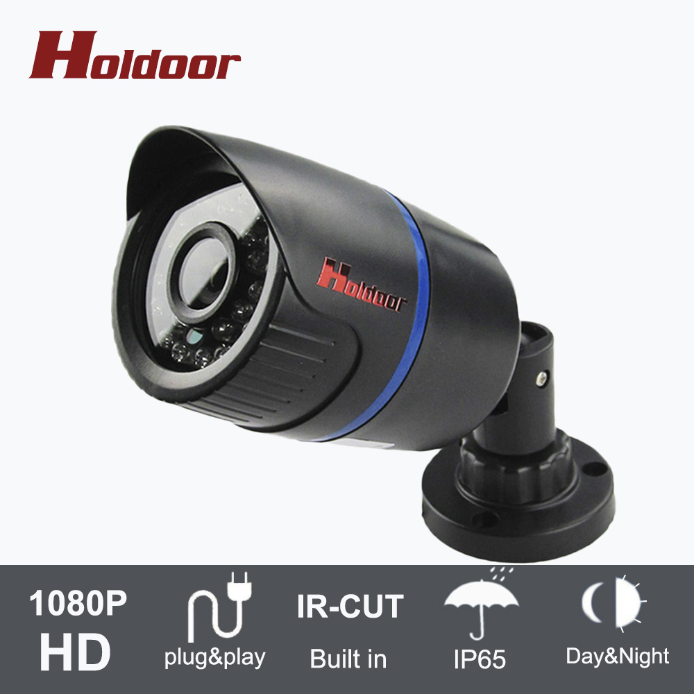 H.264 2MP Security IP Camera CCTV Full HD 1080P 2.0 Megapixel Bullet Camera IP Lens IR Cut ONVIF 24 LED Night Vision