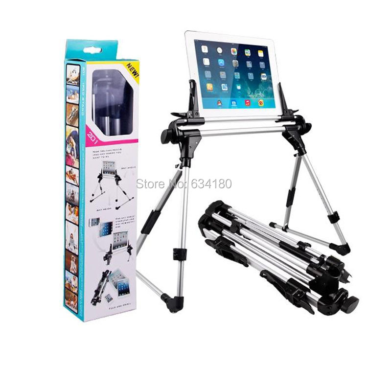 foldable tablet pc stand lazy bed desk floor mount holder for ipad for samsung tablet pc