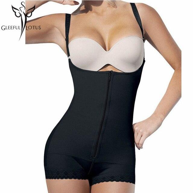 4e75971fc Cintas de emagrecimento shapers do corpo quente mulheres bunda levantador  modelos cinta de corpo inteiro látex