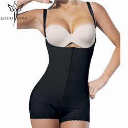 Minceur Gaines hot body shapers femmes butt lifter latex serre-taille modèles sangle plein corps corsets culotte Shapewear gaine