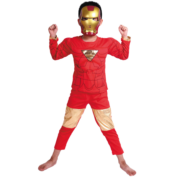 2015 Child Deluxe Muscle Iron Man Halloween Costumes Kids Avengers Movie Fantasia Carnival Party Cosplay Fancy Sc 1 St AliExpress.com  sc 1 st  Germanpascual.Com & Iron Man Costume For Toddlers u0026 2015 Child Deluxe Muscle Iron Man ...