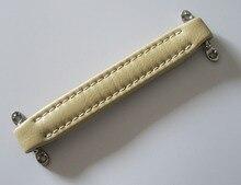 KAISH Guitar Vintage Ampeg/MESA/VOX/ Style AMP Amplifier Leather Handle cream