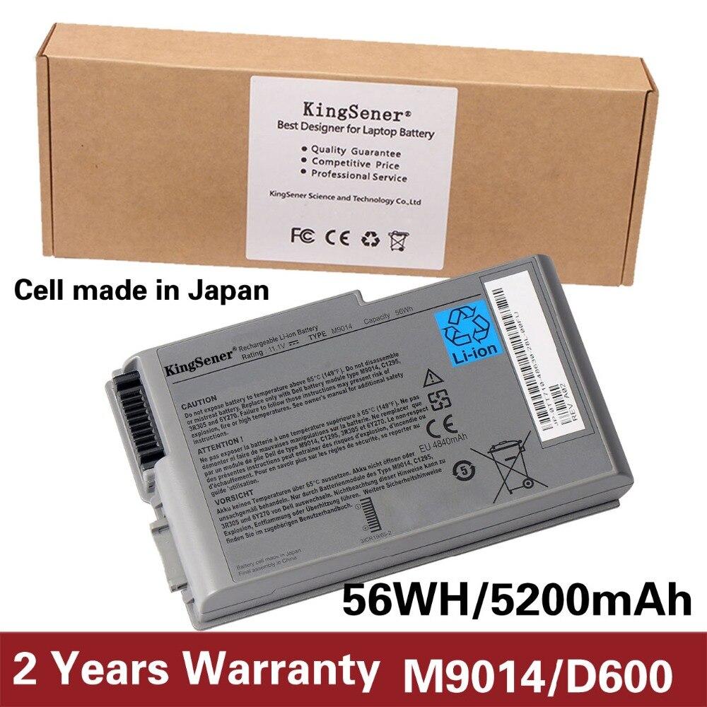 Japanischen Handy KingSener Neue M9014 Batterie Für Dell Latitude D500 D505 D510 D520 D530 D600 D610 für DELL Inspiron 500 mt 510 mt 600 mt
