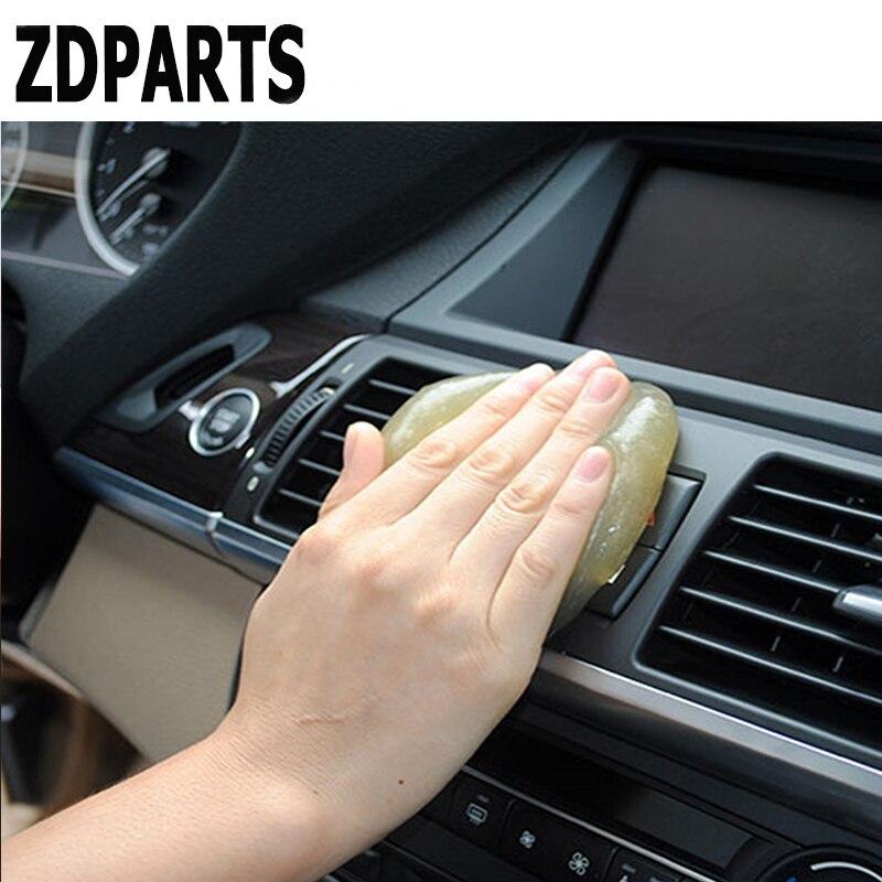 ZDPARTS Automobiles For Toyota Corolla Avensis Rav4 c-hr Mitsubishi Asx Infiniti q50 Bmw Car Interior Clean Gel Stickers Covers