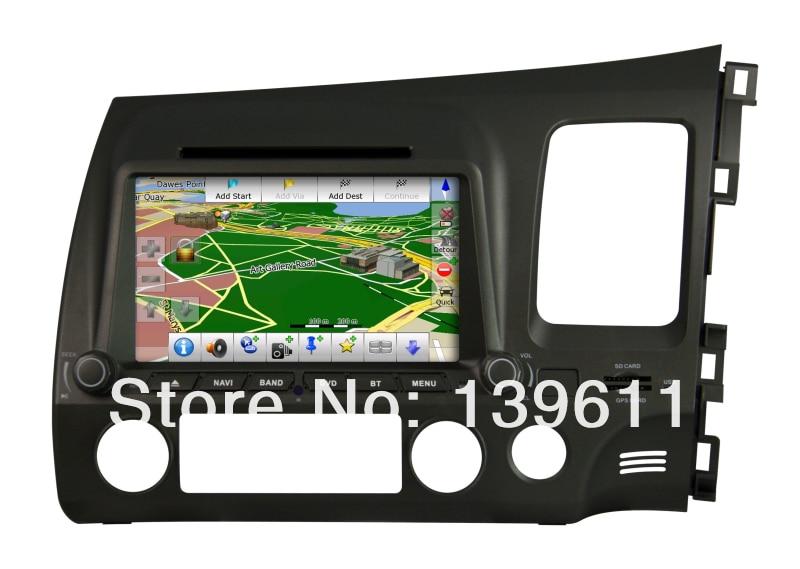 ZESTECH font b Car b font Auto Multimedia font b DVD b font Player for CIVIC