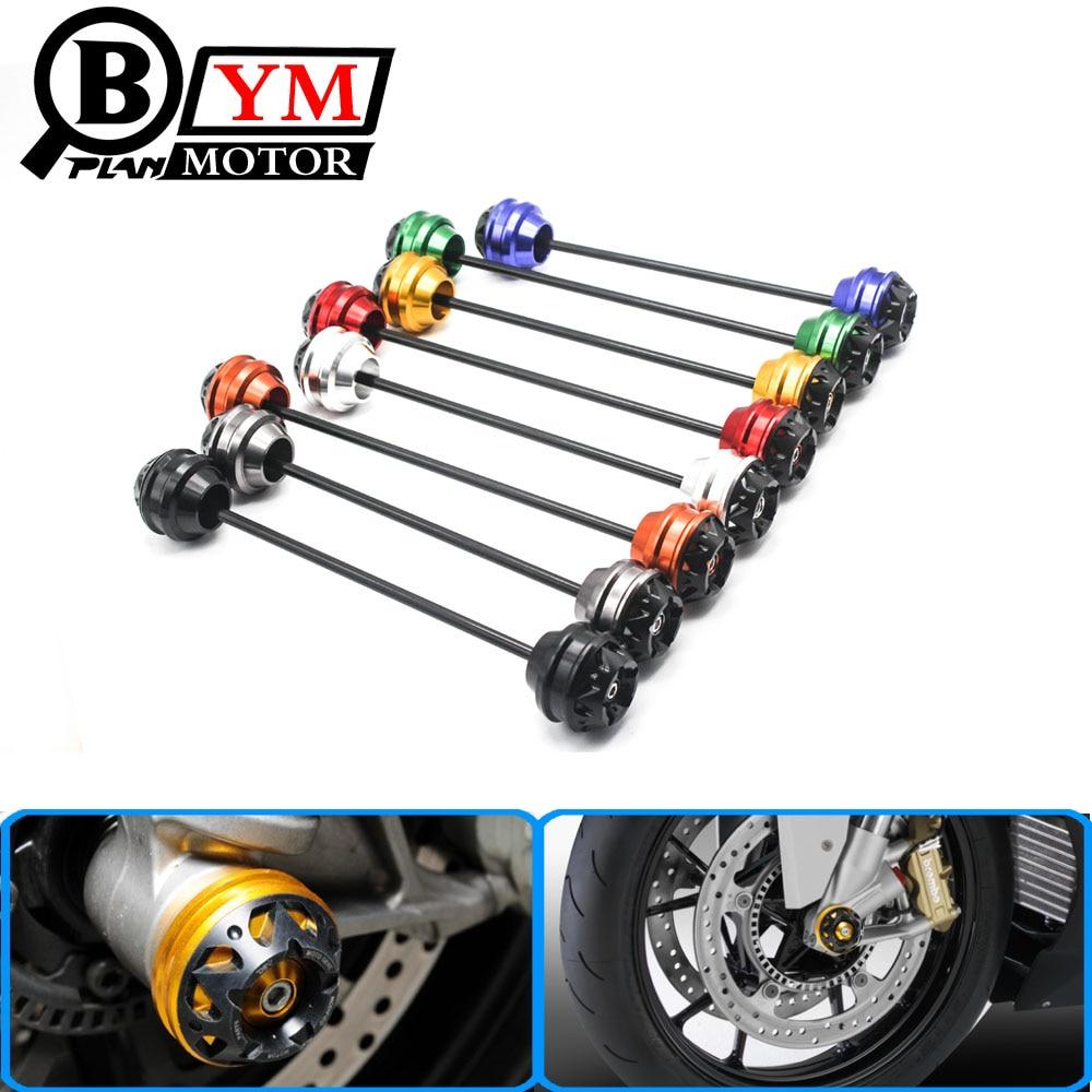 for HONDA CB1300 SUPER BOLDOR 2003-2015 CNC Modified Motorcycle Rear wheel drop ball / shock absorber