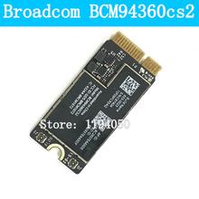 """Broadcom Bcm94360cs2 Bcm94360cs2ax Bcm4360 Bluetooth Wireless Wifi Card Module for Air 11 """" A1465 13 """" A1466  802.11ac"""
