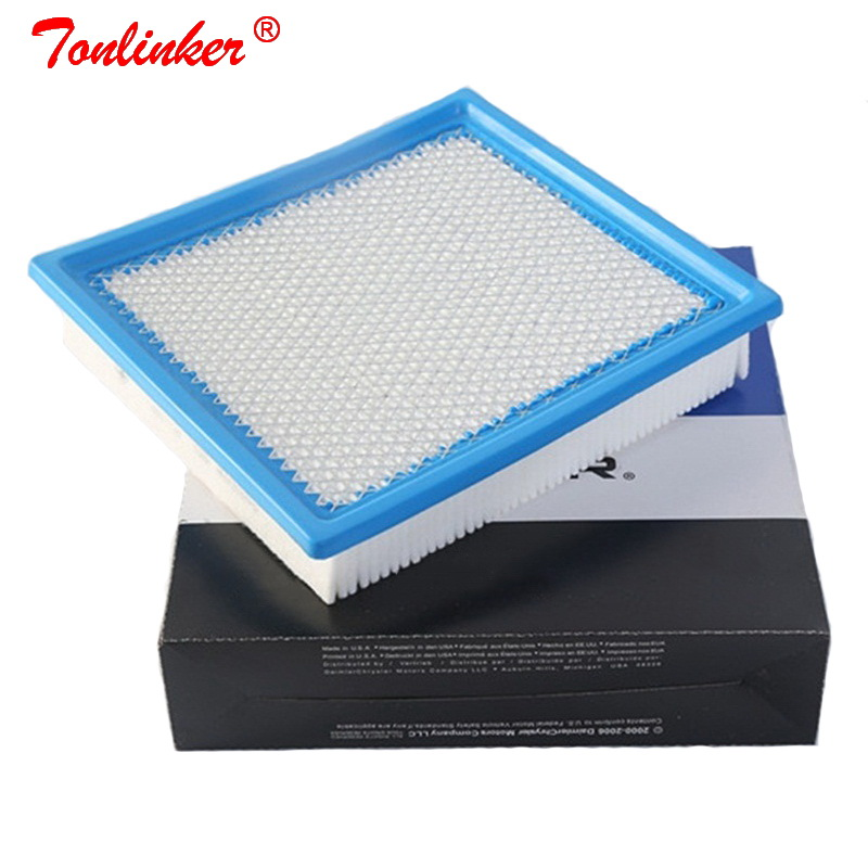 Car Air Filter 1Pcs For Dodge Avenger 2007 2019 /Journey/Chrysler Sebring /Fiat Freemont/Lancia Flavia Convertible 2012 14 Model-in Air Filters from Automobiles & Motorcycles