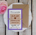 personalized rustic ...