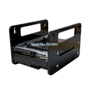 """Image 3 - DEBROGLIE YJ Y2G/Y4G かけ型アクリルハードディスクブラケットハードディスクカートリッジ 3.5 """"HDD ケージ機械式ハードディスクボックス"""