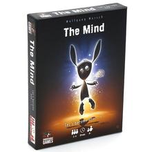 The Mind Card Game Mind Card Game Anti-Human Game Card Puzzle Card цена