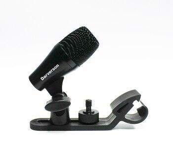 E904 sm57 beta56a snare tom perkusja mikrofon dynamiczny PGA56a instrument perkusyjny mikrofon z stojak z ramieniem uchwyt na