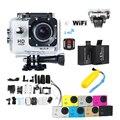 YILIZOMANA Ultra HD Action Camera 170Degrees Wide Angle Video Sports Camera 2-Inch Screen 1080p 60 Fps Waterproof  Camera