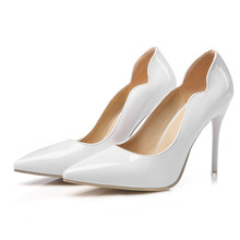 Scrub or leather New Fashion Sexy Spring Autumn Women Shoes Pumps Girl And Woman high heels