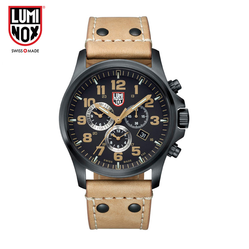 Luminox Made in Switzerland A.1945 XL.1945 A.1947 XL.1947 The army men's series of waterproof luminous quartz свитшот reserved