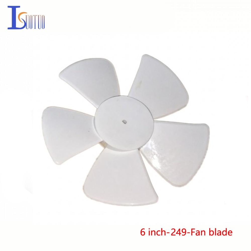 6 Inch GENUIN Fan Round Kitchen Bathroom Exhaust Fan Blade(China)