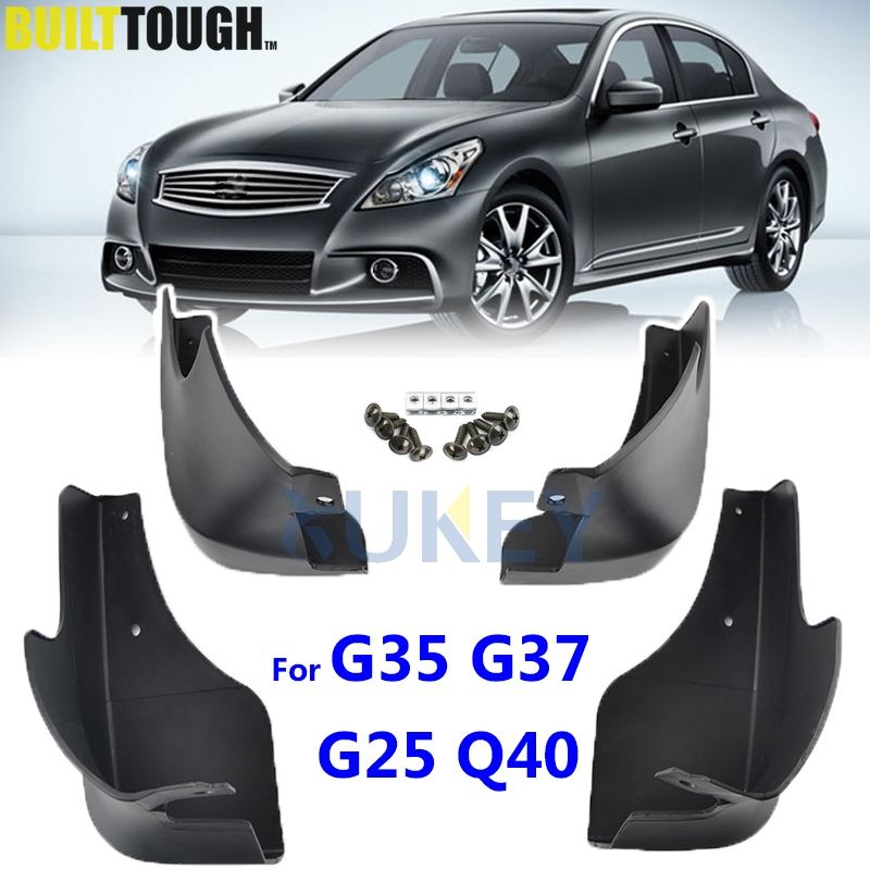 New Front Driver Side Fender Splash Shield For Infiniti Infiniti G37 2008-2013
