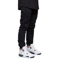 Men Jogger Pants Fashion Autumn Hip Hop Harem Stretch Joggers Runner Pants For Men Y5037