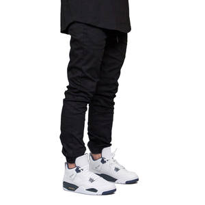 Men Jogger Pants Harem Stretch Hip-Hop Autumn Fashion for Y5037