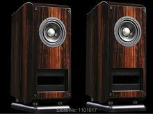 Top selling Latest TUOLIHAO Q12 Hifi bookshelf font b speakers b font for tube amplifier HIFI