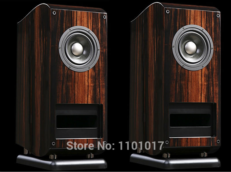 Top selling Latest TUOLIHAO Q12 Hifi bookshelf speakers for tube amplifier HIFI EXQUIS Cobalt magnetic best for tube amp THQ12 3206 amplifier aluminum rounded chassis preamplifier dac amp case decoder tube amp enclosure box 320 76 250mm